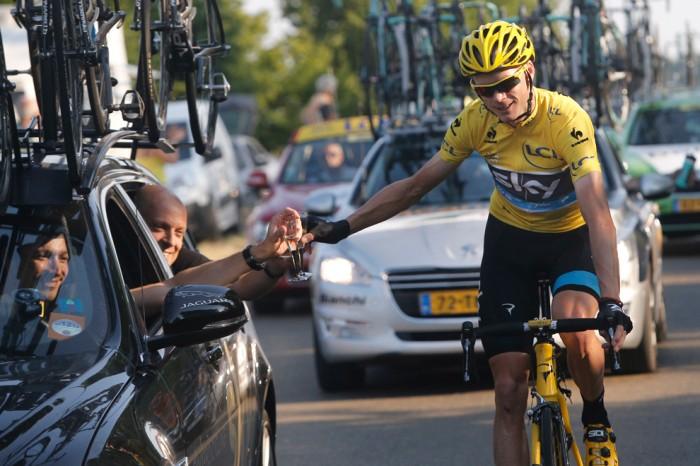 Тур дэ Франс. В 100-й раз. Кристофер Фрум