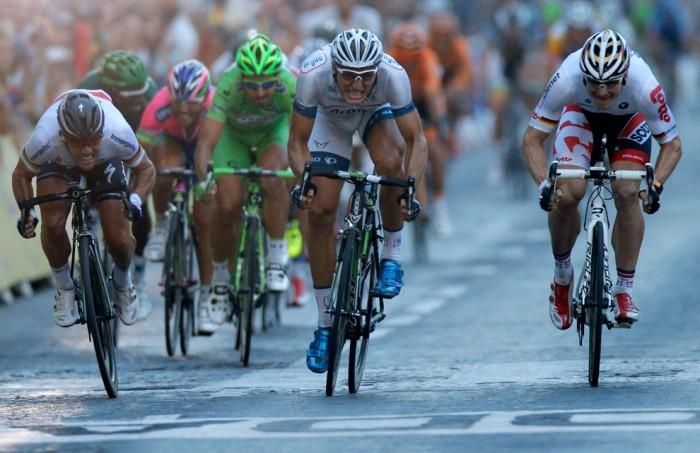 Тур дэ Франс, 2013, Марсель Киттель из Германии