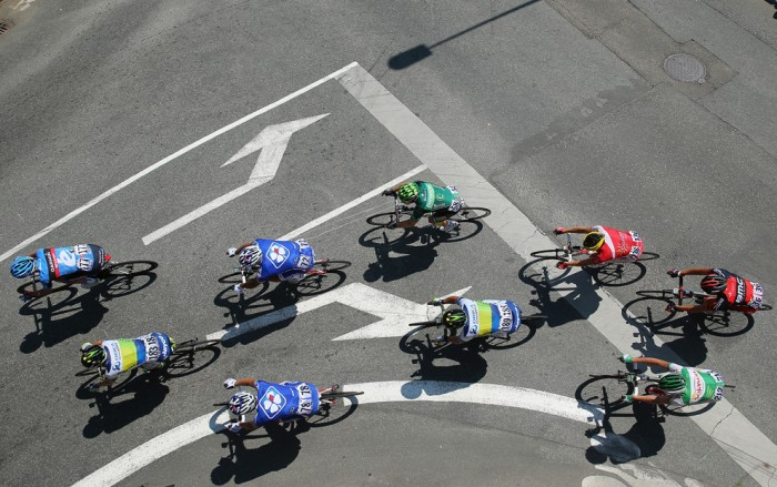 Пелотон  Тур дэ Франс