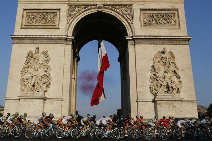 Тур дэ Франс, 2013
