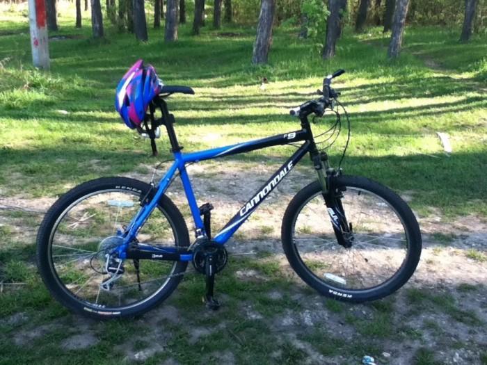 велосипед хардтейл - Cannondale F9