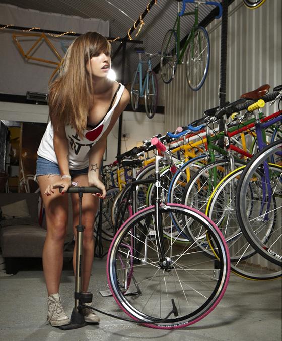 Пятница велосипедная