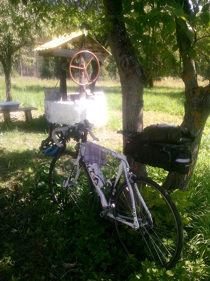 Карпаты на велосипеде