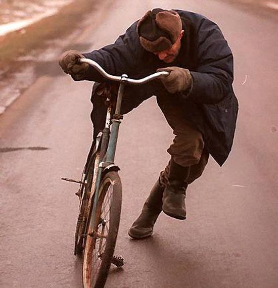 Пятница, господа! Пятница велосипедная!