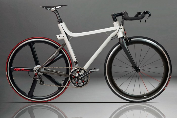 Велосипед Alfa Romeo 4C IFD Bicycle