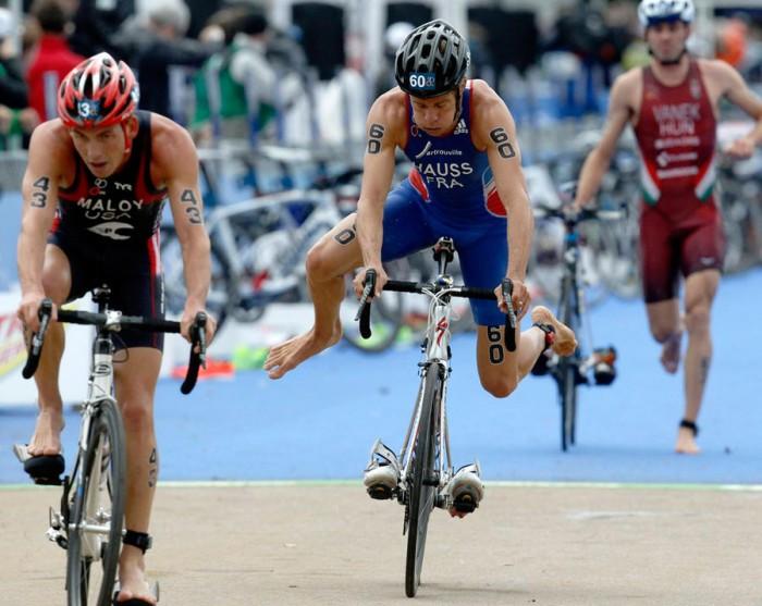 велоспорт триатлон