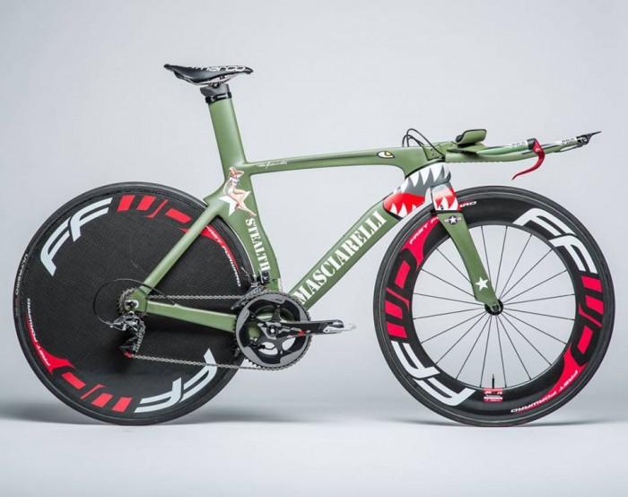 велосипед Masciarelli Stealth