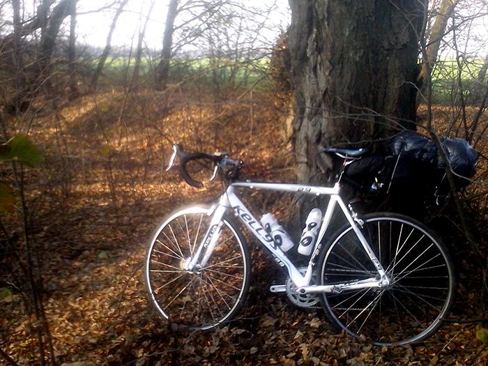 Винница - Хмельницкий на велосипеде
