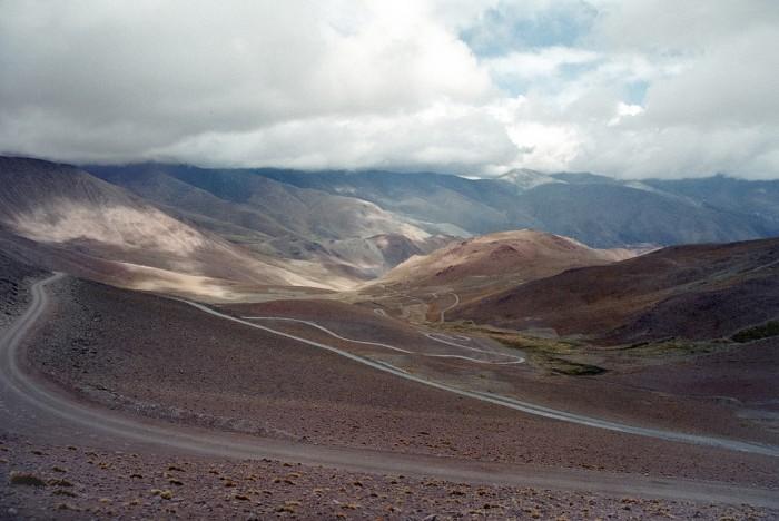 Дорога Рута 40, Аргентина