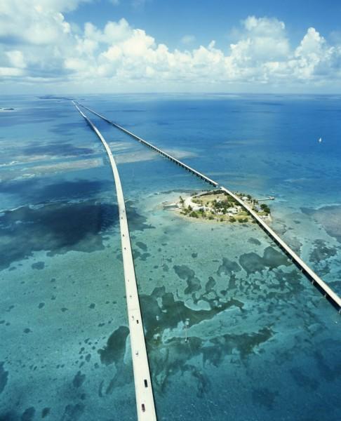 Мост Семи Миль, Флорида