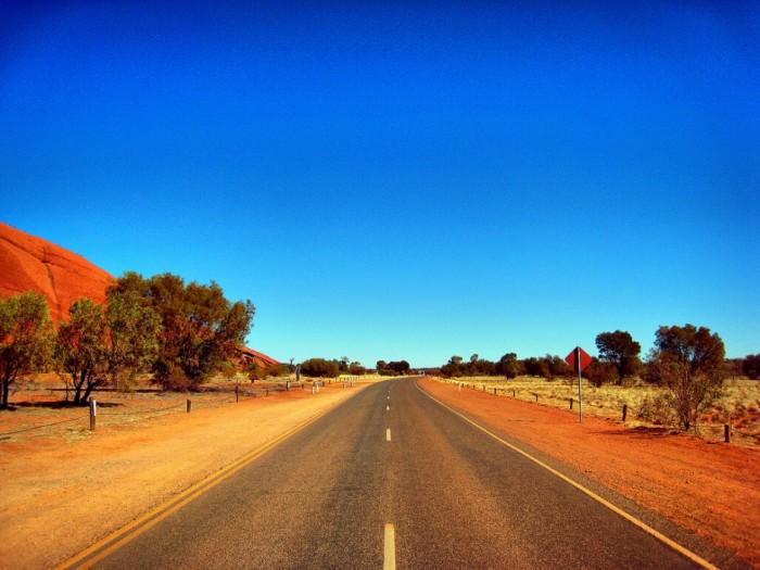 Улуру, Северная Территория, Австралия