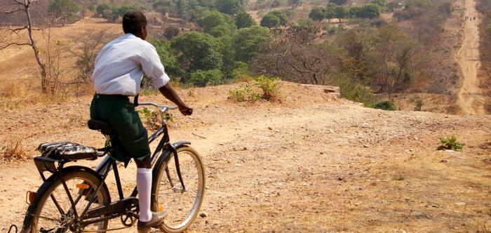 Велосипед меняет жизнь