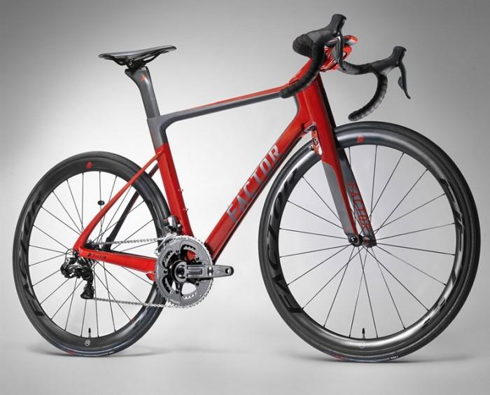 Factor: Велосипед Vis Vires