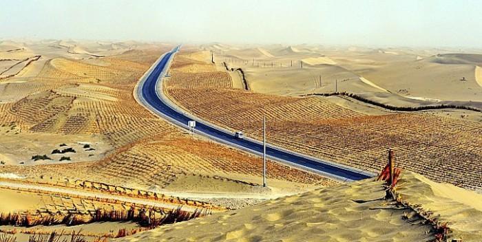 Tarim Desert Highway (6)