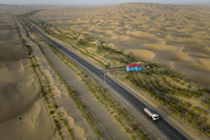 Tarim Desert Highway (8)