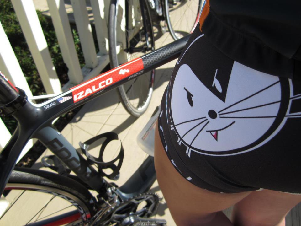 велосипедки