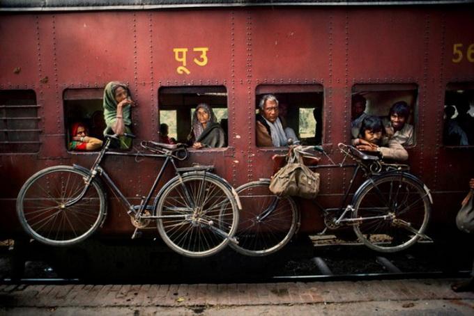 перевозка велосипедов поездом