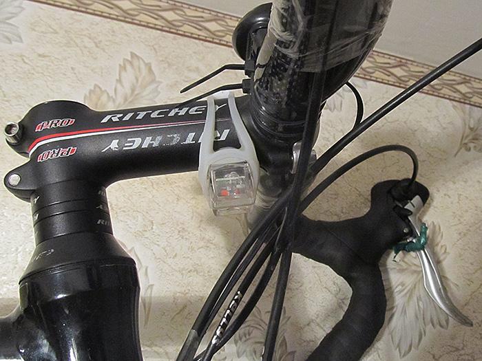 Габаритный свет для велосипеда