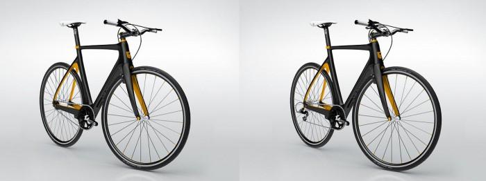 велосипед Fabike из Италии