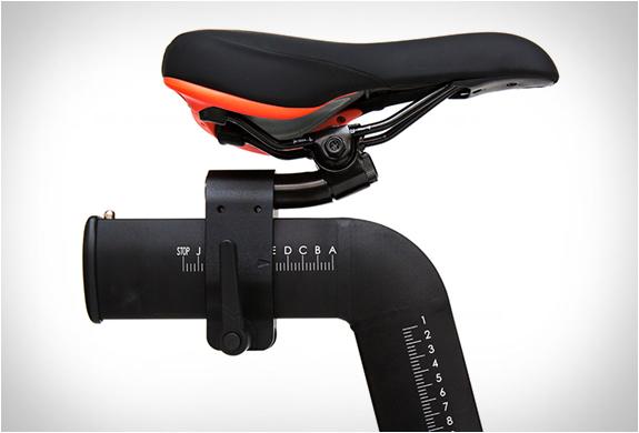 Велотренажер под андроидом