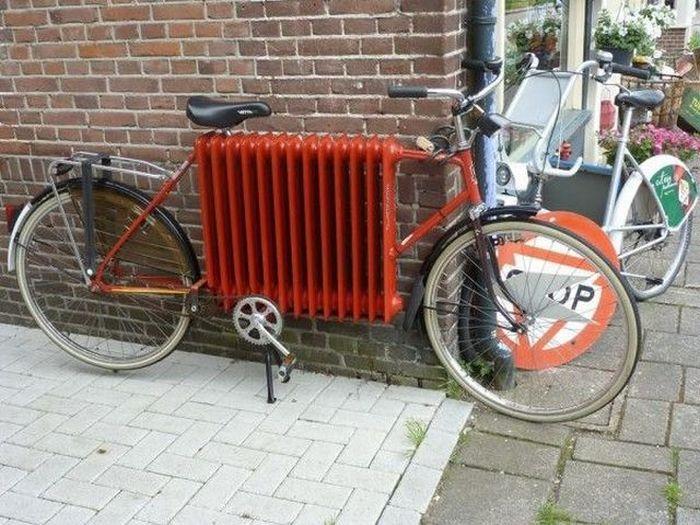 К зимнему велосипедному сезону - готов!