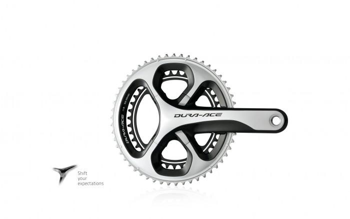 Велосипедные обои Shimano Dura Ace