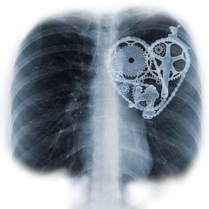 велосипедное сердце