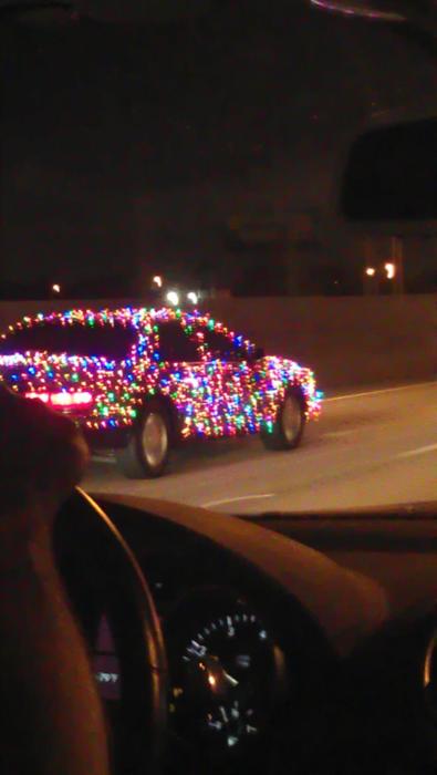 автомобиль свет