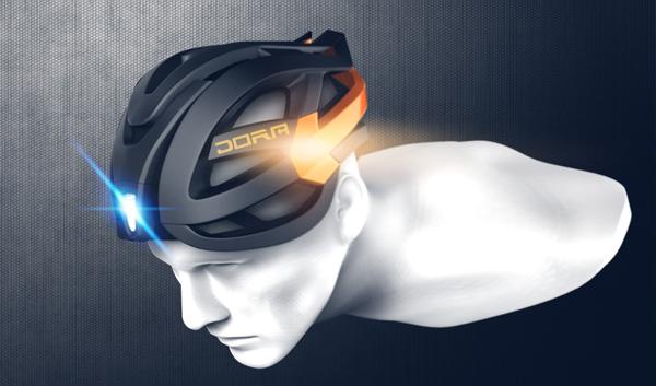 Велосипедный шлем 21 века