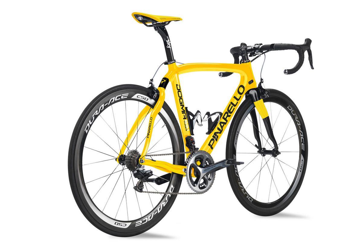 Пинарело Догма велосипед