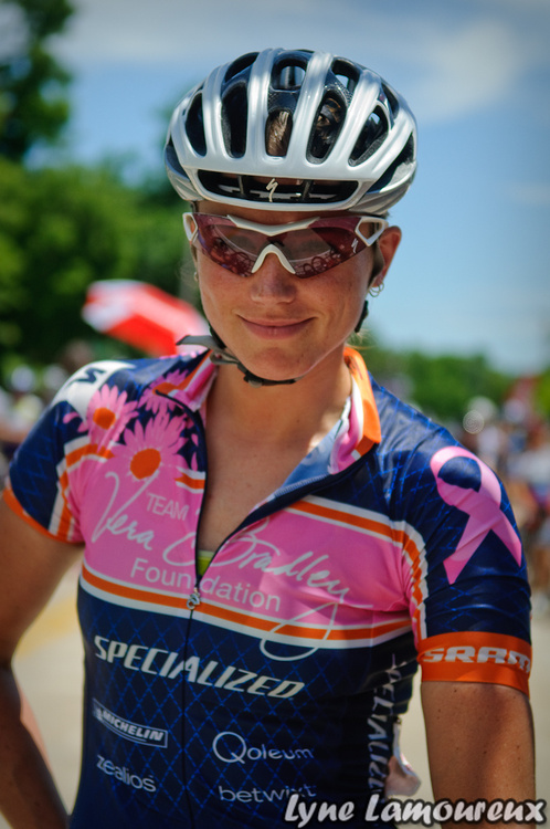 Erica Allar (Team VBF) at Tulsa Tough
