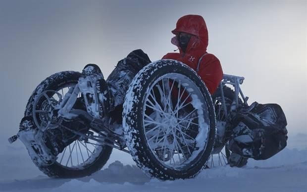 лигерад для Арктических экспедиций Maria-ICEland