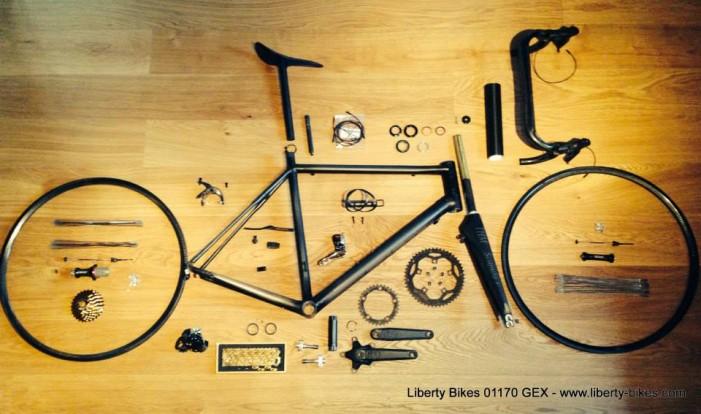 самый легкий велосипед на планете