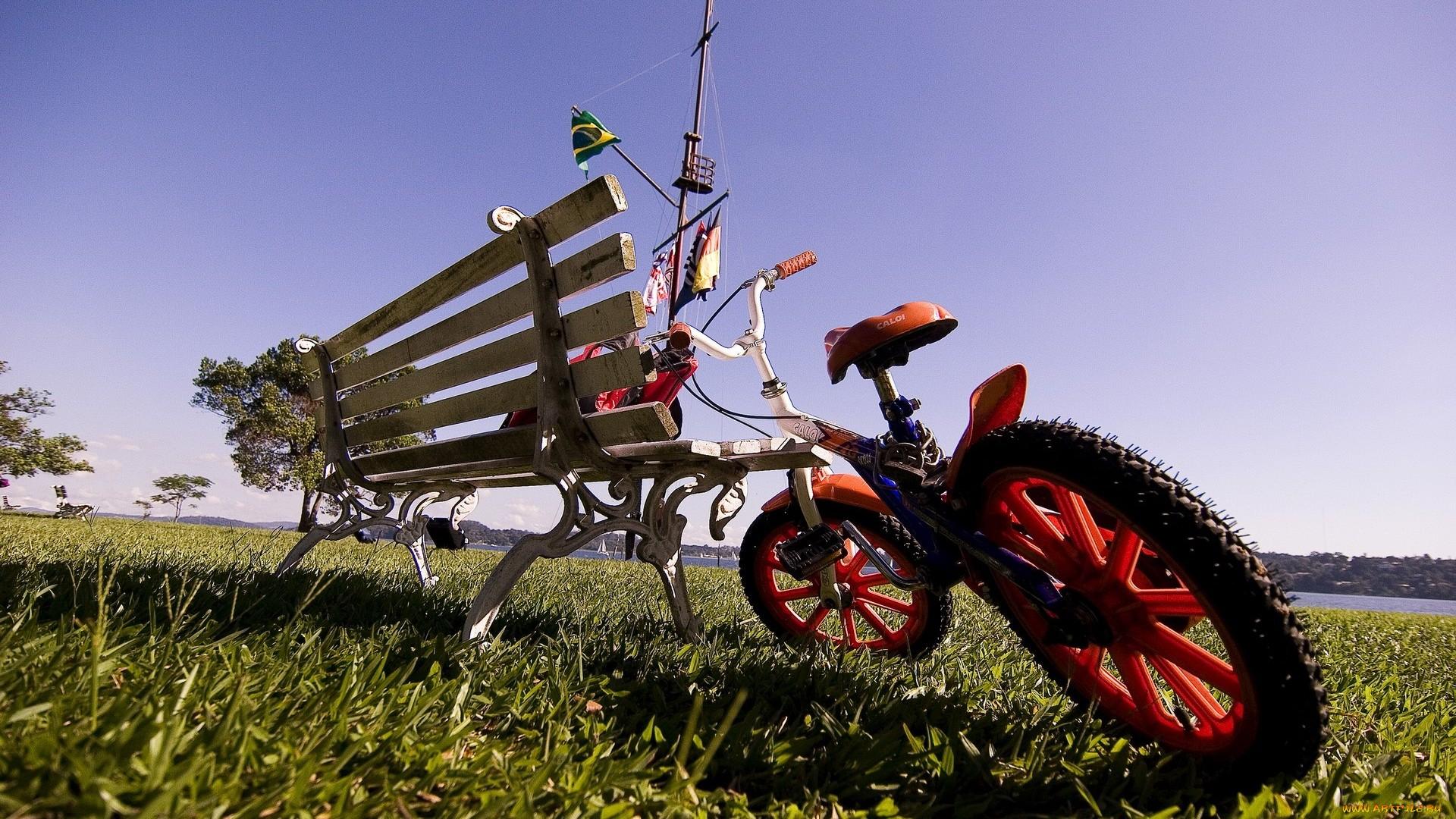велосипедные обои