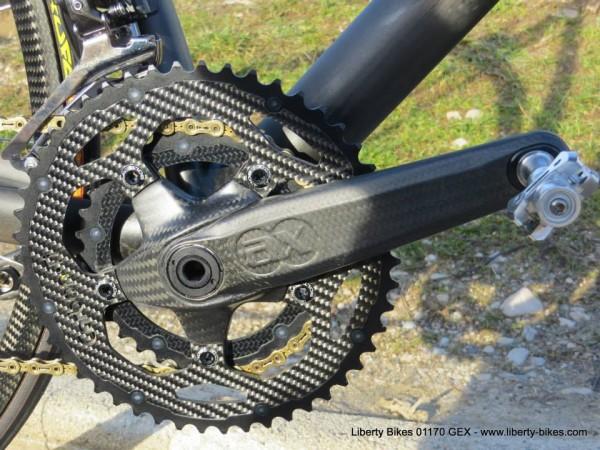 Самый легкий в мире велосипед Liberty