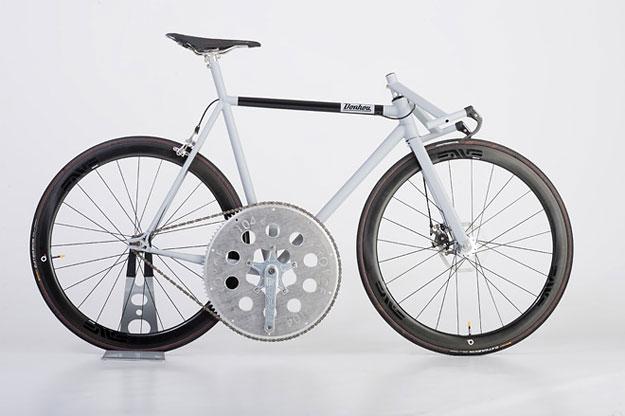 Велосипед DONHOU. Летучая миля
