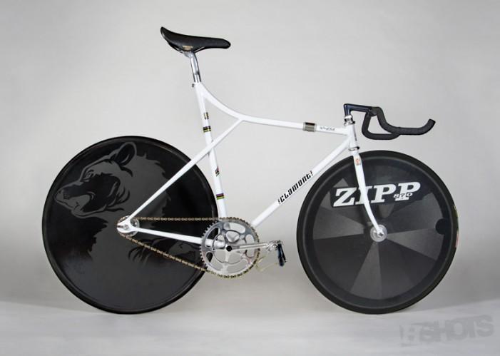 Велосипед CINELLI LASER TT