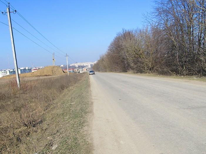 шоссейная дорога, Винница