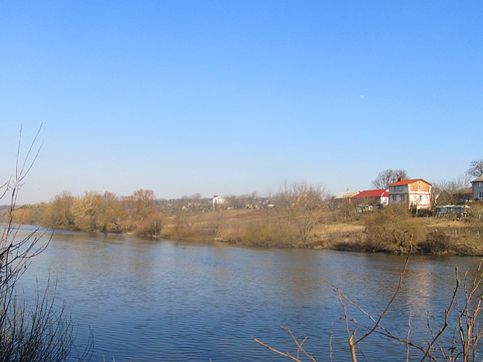 Южный Буг, Винница