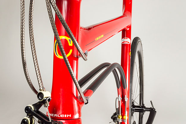 Велосипед Херувим от Файрвэлл
