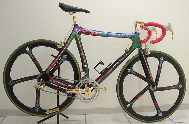Велосипед Colnago С35