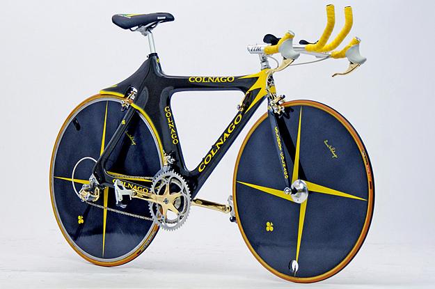 Велосипед Colnago Crono Oro