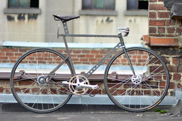 MCFLY - прототип велосипеда