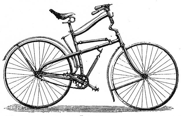 Велосипед Пола Броди - Whippet (Уиппет)