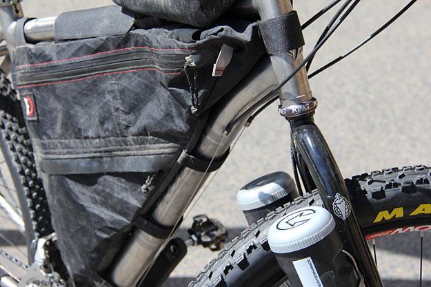 Велосипед Salsa's Fargo Ti