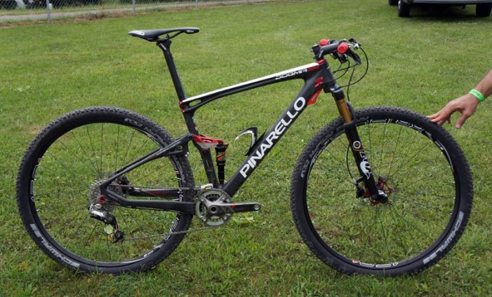 Pinarello 2014 Dogma XM Dual Suspension MTB