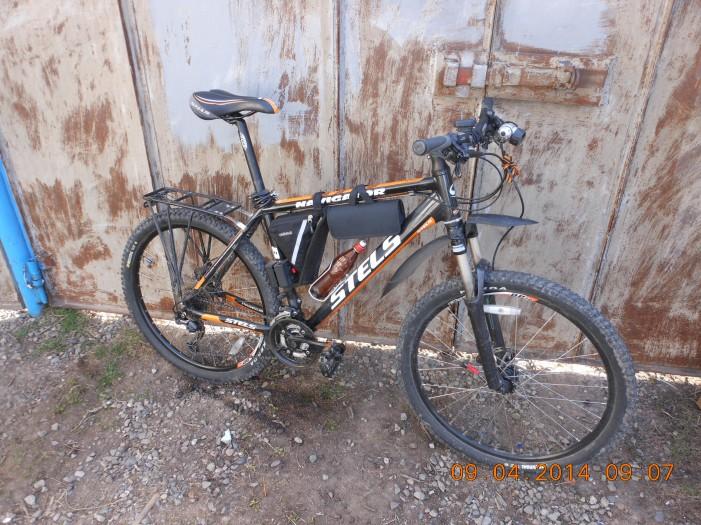 велосипед Стелс Навигатор  870-й