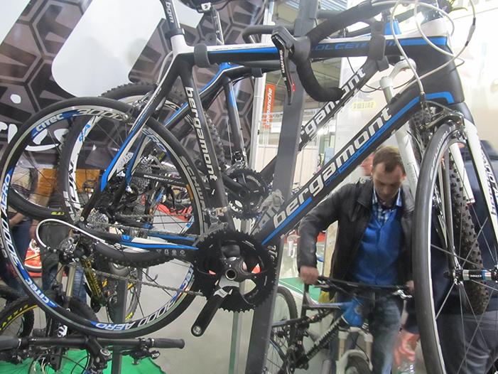 Bergamout bike
