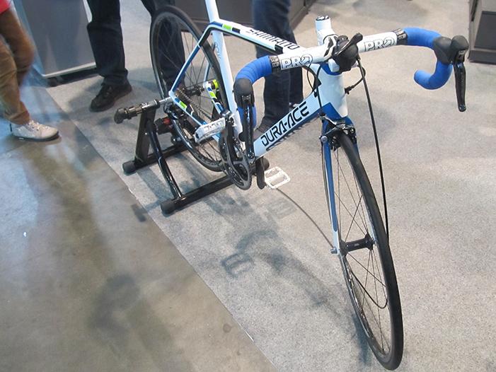 Велосипед с Шимано Дура Айс