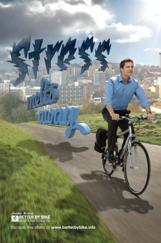 популяризация велосипеда